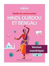 Télécharger le livre : Guide de conversation Hindi, ourdou et Bengali - 3ed