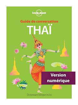 Téléchargez le livre :  Guide de conversation Thaï 4ed