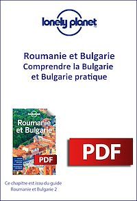 Télécharger le livre : Roumanie et Bulgarie - Comprendre la Bulgarie et Bulgarie pratique