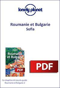 Télécharger le livre : Roumanie et Bulgarie - Sofia