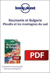 Télécharger le livre : Roumanie et Bulgarie - Plovdiv et les montagnes du sud