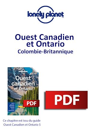 Téléchargez le livre :  Ouest Canadien et Ontario - Colombie-Britannique