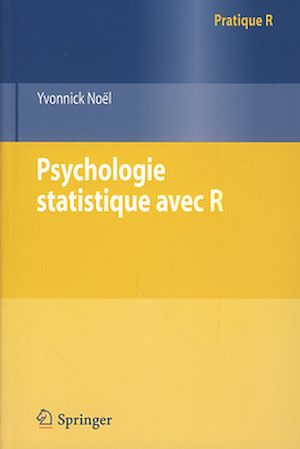 Téléchargez le livre :  Psychologie statistique avec R