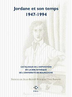 Téléchargez le livre numérique:  Jordane et son temps (1947-1994)