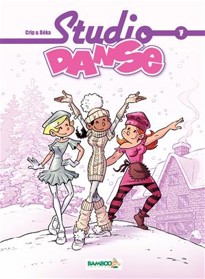 Téléchargez le livre :  Studio Danse - Tome 7