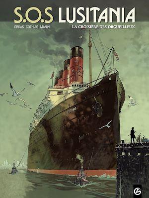 Téléchargez le livre :  S.O.S Lusitania