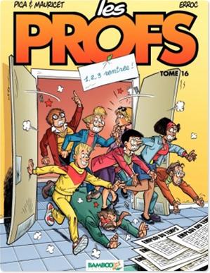 Téléchargez le livre :  Les Profs - Tome 16 - 1,2,3 Rentrée !