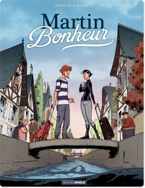 Téléchargez le livre :  Martin Bonheur - Martin Bonheur