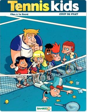 Téléchargez le livre :  Tennis Kid - Tome 2 - tome 2