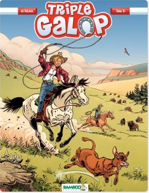 Téléchargez le livre :  Triple Galop - Tome 10 - tome 10