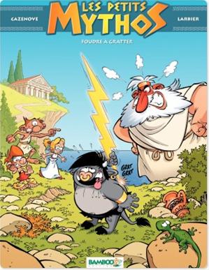Téléchargez le livre :  Les Petits Mythos - Tome 1 - Foudre à gratter (nouvelle édition)