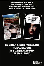 Télécharger le livre :  Coffret Collector 2 en 1 gagnants du grand prix Femme Actuelle présidé par Gilles LEGARDINIER