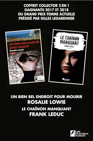 Téléchargez le livre :  Coffret Collector 2 en 1 gagnants du grand prix Femme Actuelle présidé par Gilles LEGARDINIER