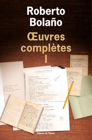 Téléchargez le livre :  Oeuvres complètes - volume 1
