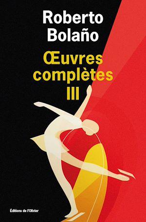 Téléchargez le livre :  Oeuvres complètes - volume 3