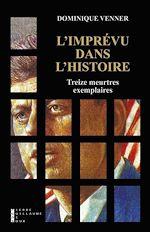 Télécharger le livre :  L'imprévu dans l'Histoire