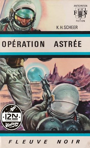 Téléchargez le livre :  Perry Rhodan n°01 - Opération Astrée - extrait offert