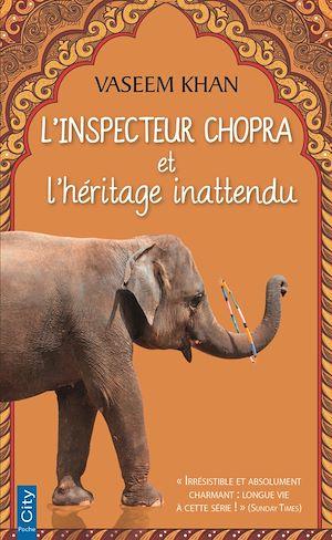 Téléchargez le livre :  L'inspecteur Chopra et l'héritage inattendu