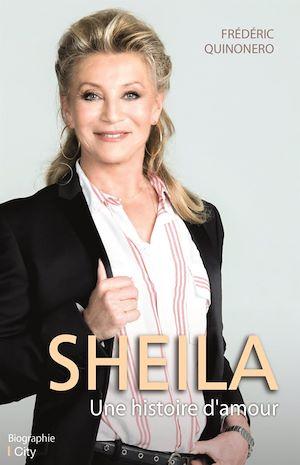 Téléchargez le livre :  Sheila, une histoire d'amour