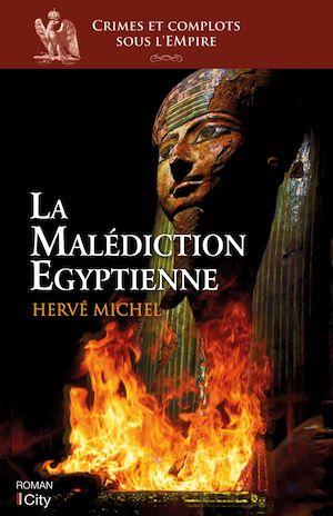 Téléchargez le livre :  La malédiction égyptienne