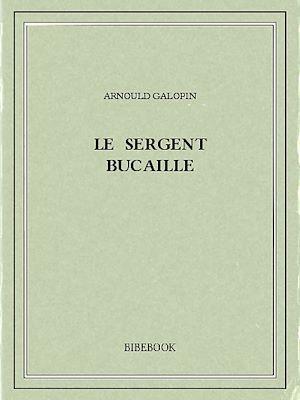 Téléchargez le livre :  Le sergent Bucaille