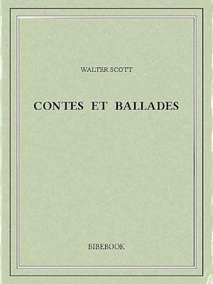 Téléchargez le livre :  Contes et ballades