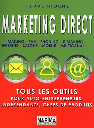 Téléchargez le livre :  Marketing direct