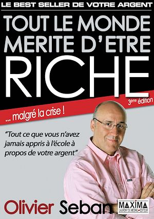 Téléchargez le livre :  Tout le monde mérite d'être riche - 3e édition