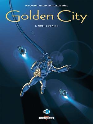 Téléchargez le livre :  Golden City T03