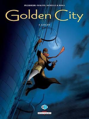 Téléchargez le livre :  Golden City T04