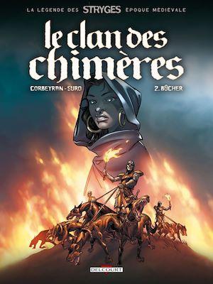 Téléchargez le livre :  Le Clan des chimères T02