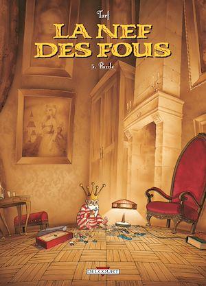 Téléchargez le livre :  La nef des fous T05