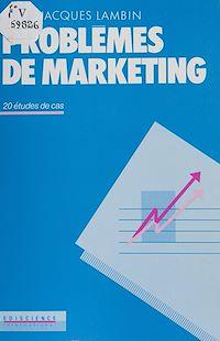 Télécharger le livre : Problèmes de marketing
