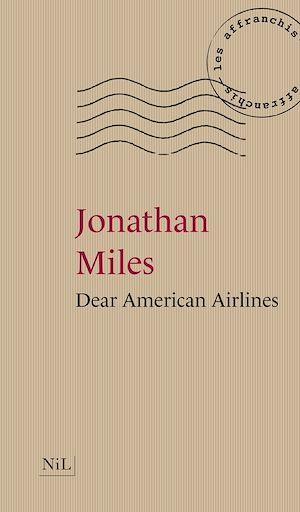 Téléchargez le livre :  Dear American Airlines