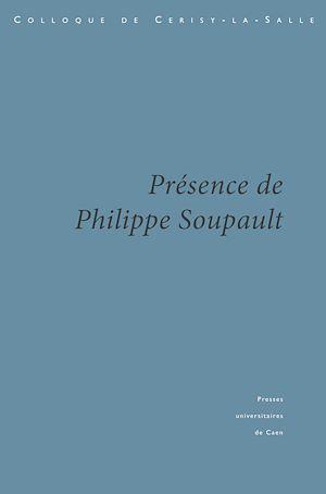 Téléchargez le livre :  Présence de Philippe Soupault