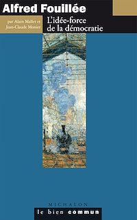 Téléchargez le livre numérique:  Alfred Fouillée