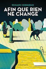 Télécharger le livre :  Afin que rien ne change
