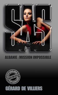 Télécharger le livre : SAS 133 Albanie mission impossible