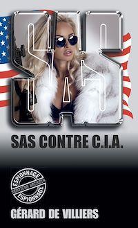 Télécharger le livre : SAS 2 contre CIA