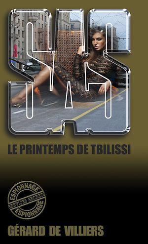 Téléchargez le livre :  SAS 176 Le Printemps de Tbilissi