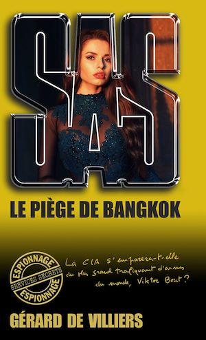 Téléchargez le livre :  SAS 180  Le Piège de Bangkok