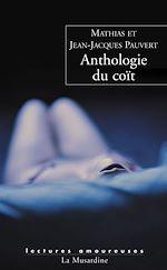 Télécharger le livre :  Anthologie du coït