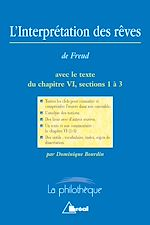 Télécharger cet ebook : L'interprétation des rêves (Freud)