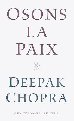Téléchargez le livre :  Osons la paix