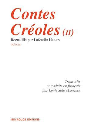 Téléchargez le livre :  Contes créoles (II)