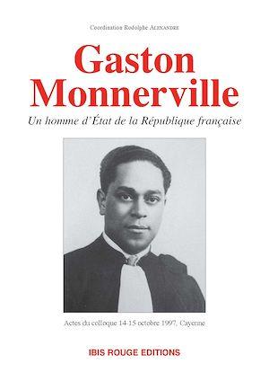 Téléchargez le livre :  Gaston Monnerville, un homme d'Etat de la République française