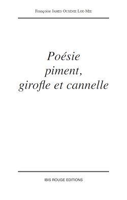 Poésie piment, girofle et cannelle