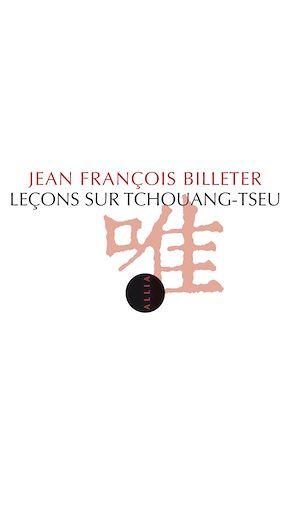 Téléchargez le livre :  Leçons sur Tchouang-tseu