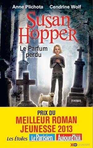 Téléchargez le livre :  Susan Hopper - tome 1 Le parfum perdu