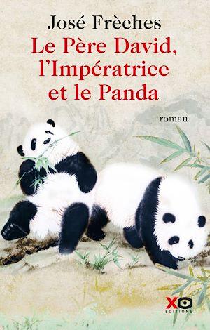 Téléchargez le livre :  Le Père David, l'Impératrice et le Panda